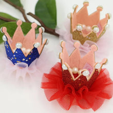 Load image into Gallery viewer, Crown Hair Clip - Mom and Bebe Ph