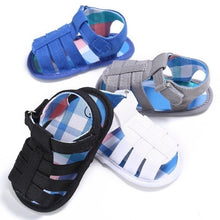 Load image into Gallery viewer, Baby Soft Sole Sandals - Mom and Bebe Ph