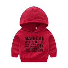 Load image into Gallery viewer, Red Hoodie & Jeans - Mom and Bebe Ph