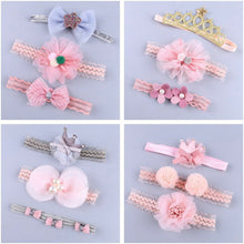 Load image into Gallery viewer, Headbands Set of 3 - Mom and Bebe Ph
