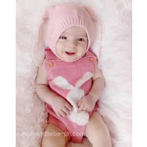Knitted Wool Jumper [pink] - Mom and Bebe Ph