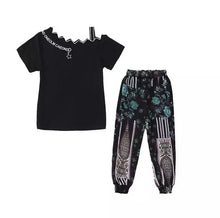 Load image into Gallery viewer, Jenna Girls Top & Pants - Mom and Bebe Ph