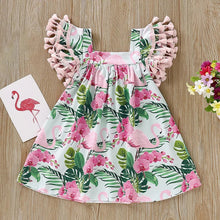 Load image into Gallery viewer, Flamingo Sundress - Mom and Bebe Ph