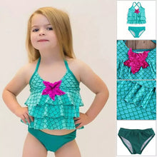 Load image into Gallery viewer, Mermaid 2pc Swimsuit - Mom and Bebe Ph
