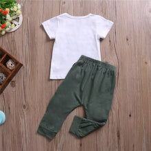 Load image into Gallery viewer, Wild Child T-shirt & Pants - Mom and Bebe Ph