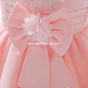 Olivia Grace Long Dress - Mom and Bebe Ph