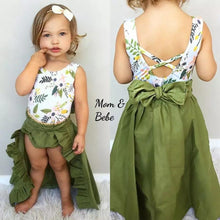 Load image into Gallery viewer, Nature Girl 3pcs Set - Mom and Bebe Ph