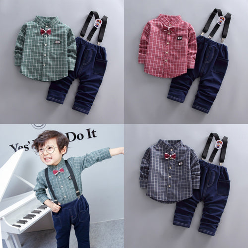 Little Gentleman Outfit - Mom and Bebe Ph