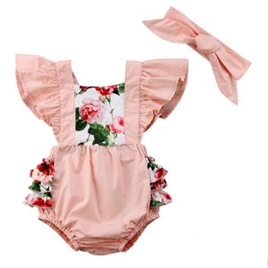Myrtelle Romper - Mom and Bebe Ph