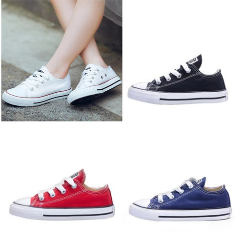 Kids Low Cut Sneakers