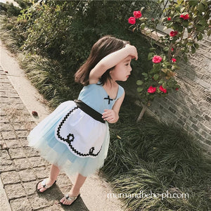 Alice in Wonderland Tutu Dress - Mom and Bebe Ph