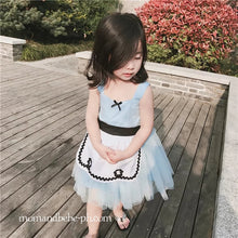 Load image into Gallery viewer, Alice in Wonderland Tutu Dress - Mom and Bebe Ph