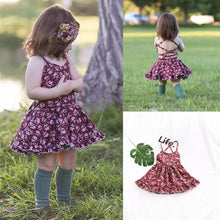 Load image into Gallery viewer, Ellie Kids Dress - Mom and Bebe Ph