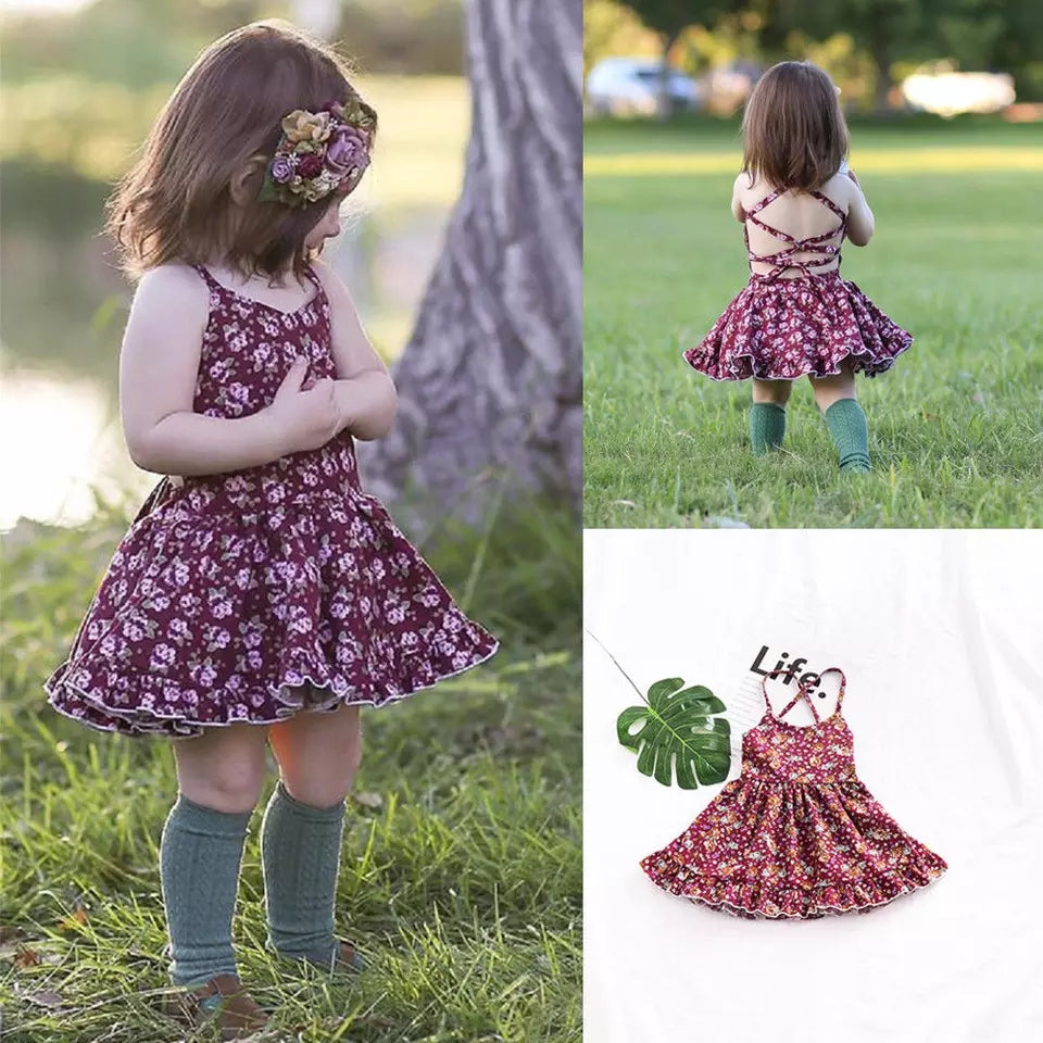 Ellie Kids Dress - Mom and Bebe Ph