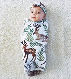 Newborn Infant Swaddle Blanket - Mom and Bebe Ph