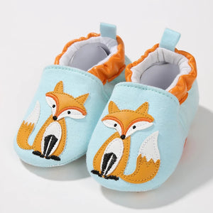 Fox Baby Shoes - Mom and Bebe Ph