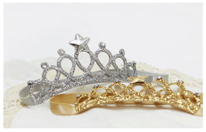 Crown Headband Gold/Silver - Mom and Bebe Ph