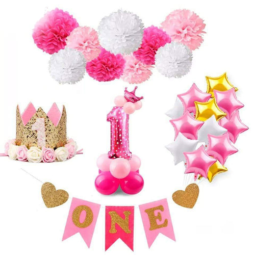 Complete Party Decoration (1G) - Mom and Bebe Ph