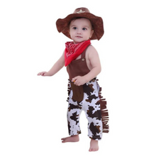 Load image into Gallery viewer, Cowboy Boys Costume - Mom and Bebe Ph