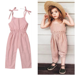 Pink Onepiece Romper - Mom and Bebe Ph