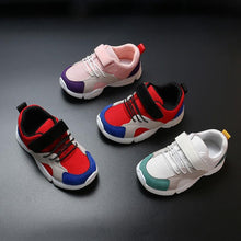Load image into Gallery viewer, Baby Kids Sneakers - Mom and Bebe Ph