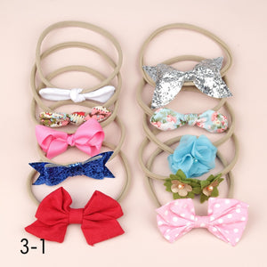 10pcs/Set Headbands - Mom and Bebe Ph