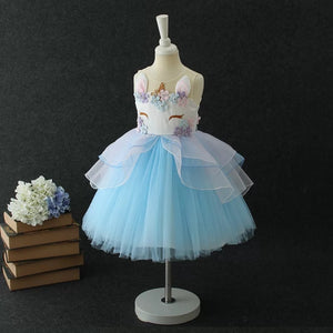 Unicorn Princess Dress - Mom and Bebe Ph