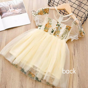 Sylvia Kids Dress - Mom and Bebe Ph