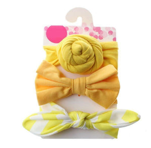 3pcs Set Headbands - Mom and Bebe Ph