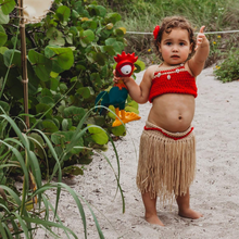 Load image into Gallery viewer, Moana Crochet Costume - Mom and Bebe Ph
