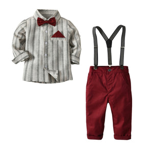 Tuxedo 5pcs Set - Mom and Bebe Ph