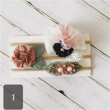 Load image into Gallery viewer, Set Flower Headbands - Mom and Bebe Ph