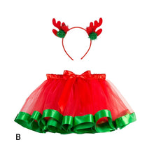 Load image into Gallery viewer, Xmas Tutu Skirt - Mom and Bebe Ph