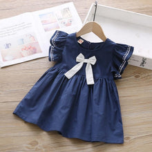 Load image into Gallery viewer, Sailor Girl Dress - Mom and Bebe Ph