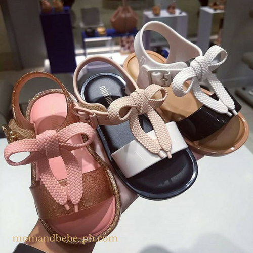 Mini Melissa Jelly Sandals