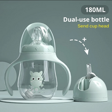 Load image into Gallery viewer, 2 in 1 Baby Bottle