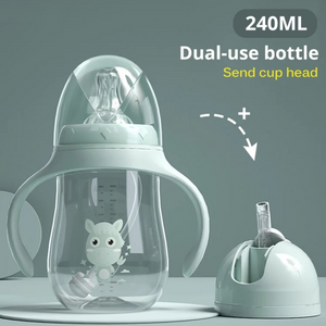 2 in 1 Baby Bottle