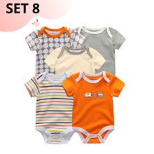 Load image into Gallery viewer, 5pcs Set Bodysuits