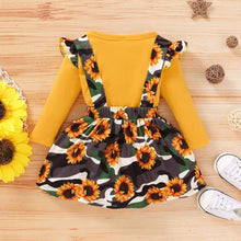 Load image into Gallery viewer, Sunflower 2pc Dress