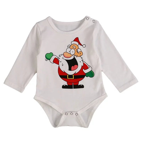 Xmas Baby Romper - Mom and Bebe Ph