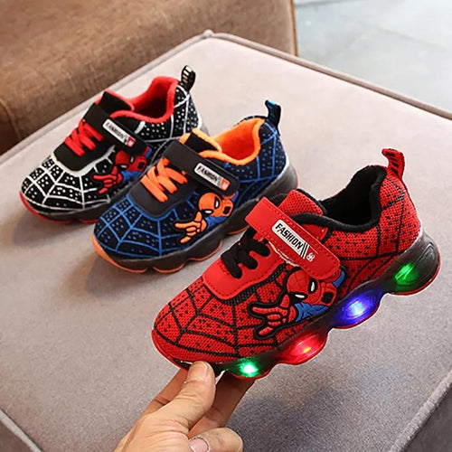 Spiderman Shoes - Mom and Bebe Ph