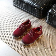 Load image into Gallery viewer, Red Kids Boots - Mom and Bebe Ph