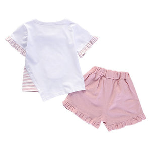 Naomi Blouse & Shorts - Mom and Bebe Ph