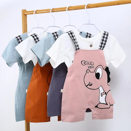 3pcs Boys Clothes Set