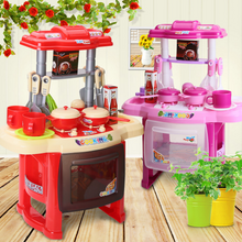 Load image into Gallery viewer, Kitchen Toys Set