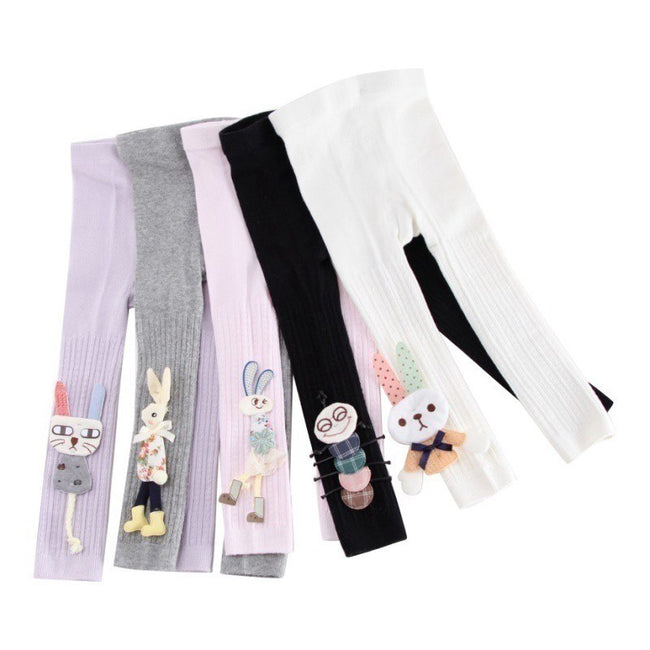1 Pair Leggings 0-6yo