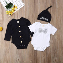Load image into Gallery viewer, Baby Boy 3pc Outfit - Mom and Bebe Ph