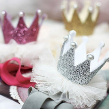 Load image into Gallery viewer, Baby Crown Headband - Mom and Bebe Ph