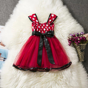 Minnie Mouse Party Dress - Mom and Bebe Ph