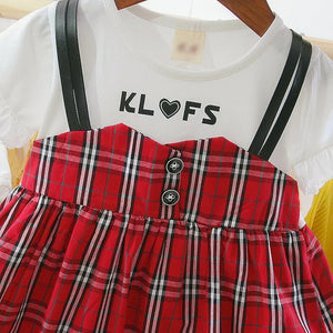 Samara Kids Dress - Mom and Bebe Ph